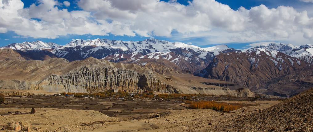 Upper Mustang Region