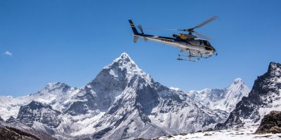 EBC Helicopter Tours in Nepal