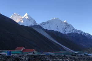 First Ever Everest Base Camp Trekking Experience